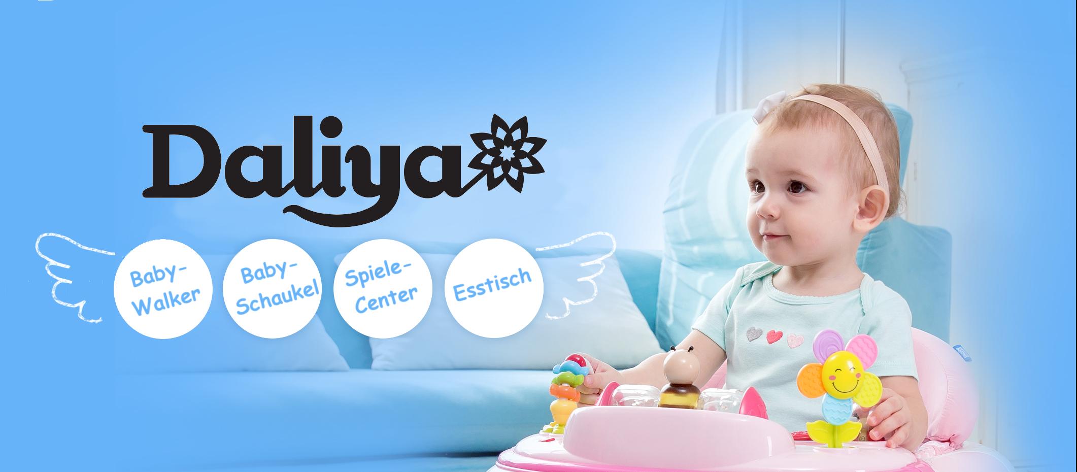 daliya babywalker 4in1 logo